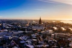 Riga's cityscape