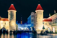 The Viru Gates, Tallinn