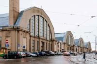 Riga's Central Market