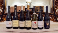 Wines from Chateauneuf du Pape