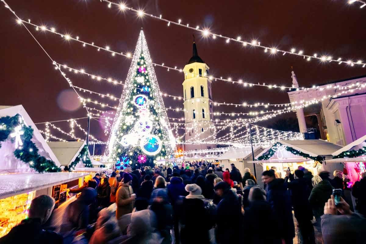 Vilnius-Christmas-Market