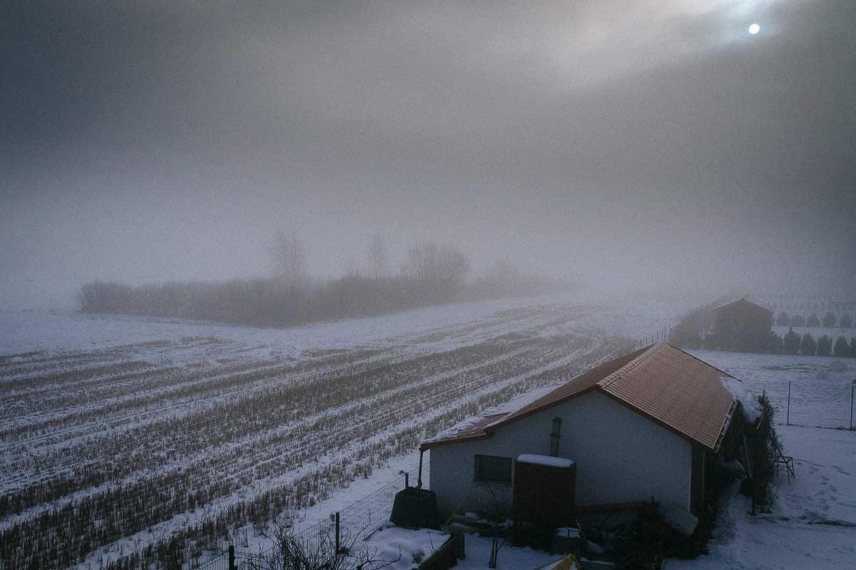 Winter, Bolesławice