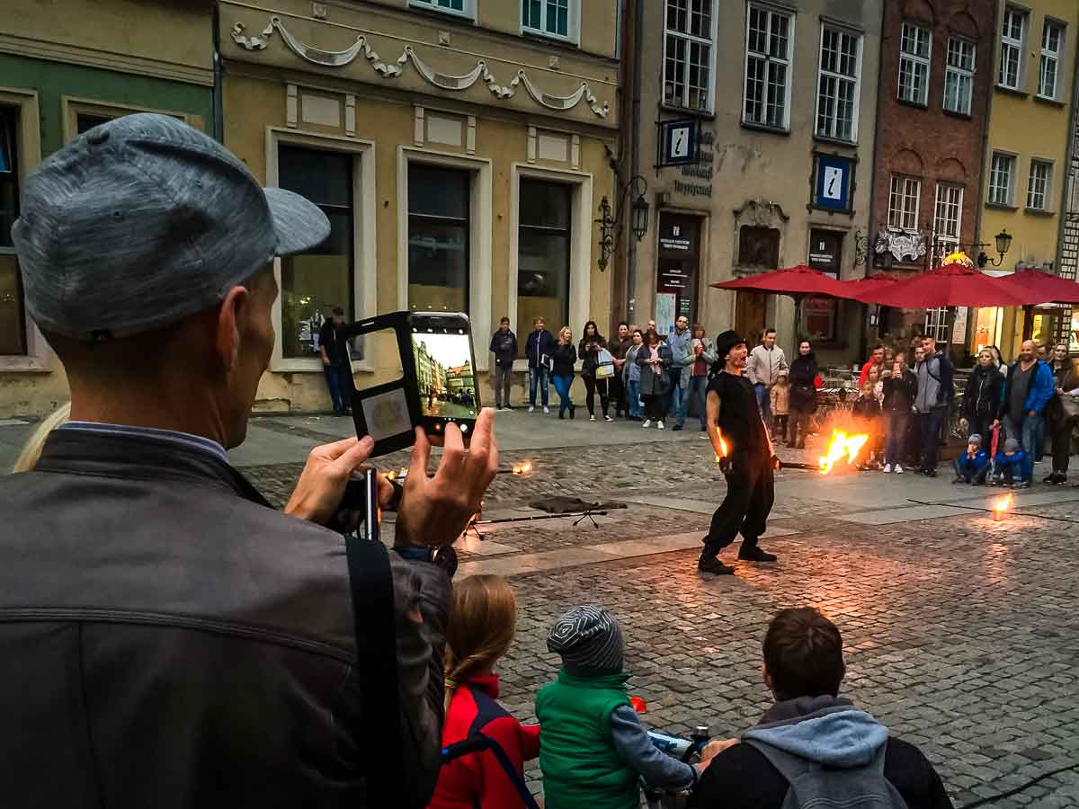 flame-baton-performer-Long-Lane-Gdansk