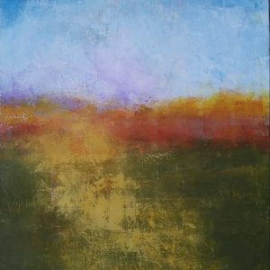 Sundrenched A 20 x 24 on stretched canvas by Mary Ellen Prewedo