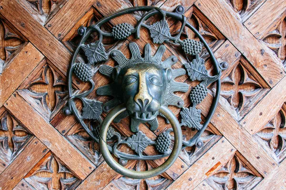 knocker-malbork