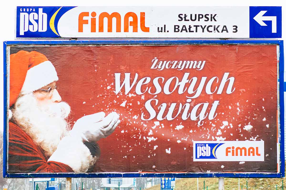 poland santa wishing merry christmas - How To Say Merry Christmas In Polish