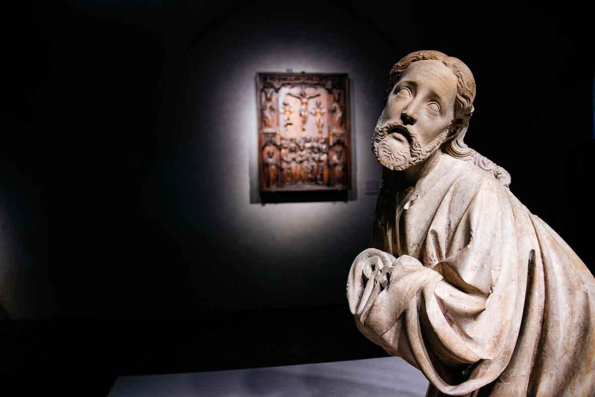 statue-jesus-gesthemane-malbork